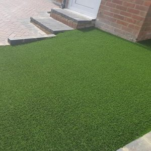 Turfing Yardley Gobion